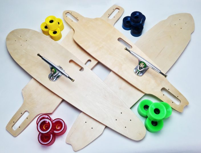 Build Your Own Custom Longboard